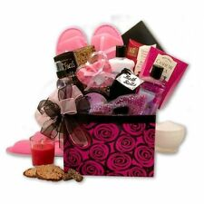 Love and romance gift basketssupplies ebay spa gift basket easter day getaway box present love anniversary wife girlfriend negle Gallery
