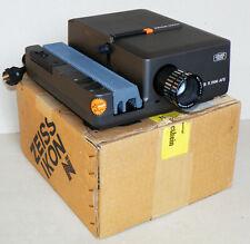 Diaprojektor Zeiss Ikon Perkeo R 2500 AFS mit ZOOM Maginon 85-150mm MC Wetzlar