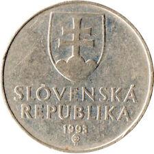 COIN / SLOVENIA / 2 SK 1993  #WT1129