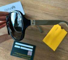 New £300 FENDI The Fendista Sunglasses Women's Oversized Frame FF 0032/F/S7RB9O