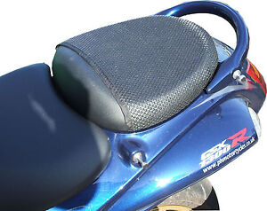 SUZUKI GSX1300 HAYABUSA 08-20 TRIBOSEAT ANTI-SLIP PASSENGER SEAT COVER ACCESSORY