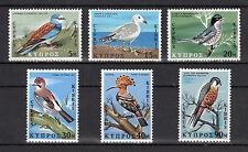 CYPRUS 1969 BIRDS OF CYPRUS MNH