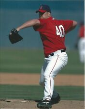 Anaheim Angels Troy Percival Unsigned 8x10 Photograph