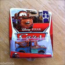 Disney PIXAR Cars YOU THE BOMB MATER on 2013 PALACE CHAOS THEME CARD diecast 3/9