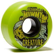CREATURE / OJ WHEELS - Keyframe - Filmer Skateboard Wheels - 56mm / 87a Transpor