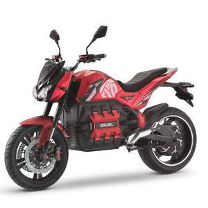 VENAXIO V6000 (ODIN) 125E 6000W / 100Ah - bis 210km Reich. E-Motorrad - Elektro
