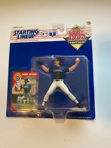 1995 RANDY JOHNSON Starting Lineup Baseball Figurine - Seattle Mariners - SLU