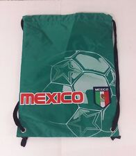 Mexico Cinch Bag Team Colors Official Licensed Product NWOT