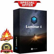 ✅Luminar V4 l For PC 64 Bits l Lifetime Activation l Official Version l ESD