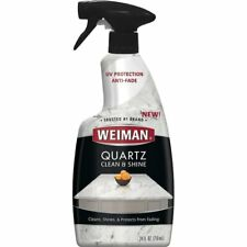 Weiman Products Quartz Clean and Protect 24 Oz Trigger 👀