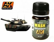 AK WEATHERING WASH FOR NATO VEHICLES 35ml