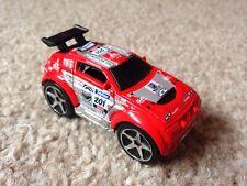Hotwheels Mitsubishi Pajero-Dakar Rally Coche Escala 1:64