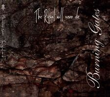 BURNING GATES The Ritual will never die CD Digipack 2016