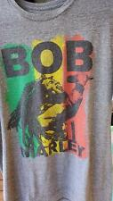 New listing Vtg Tee Bob Marley Rare Zion Gray w Music Graphic Lg