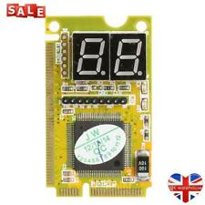 More details for 3in1 mini pci pci-e lpc pc analyzer tester notebook combo debug card