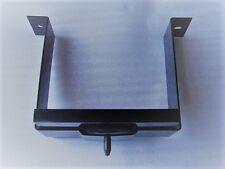 68-4595, 68-4539 - Battery Tray Black - BSA - A50, A65 (1967-70) - WW61012