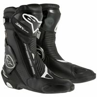Alpinestars Motorcycle Bike SMX Plus Gore-Tex Racing WP CE Certified Boots