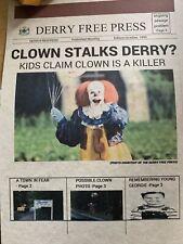 It Original Clown Movie Tim Curry.