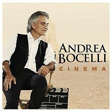 ANDREA BOCELLI: CINEMA NEW BLU-RAY
