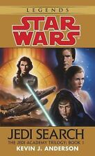 Jedi Search Star Wars: The Jedi Academy Trilogy, Vol. 1