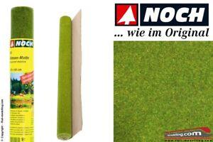 NOCH 00260 - Tappeto manto erboso verde estate 120 x 60 cm