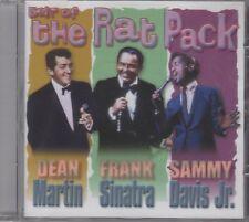The Best Of The Rat Pack (Sinatra/Martin/Davis Jr) NEW & SEALED CD - 20 Tracks