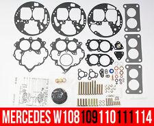 Dichtungen Mercedes 220 230 250 - W114 W108 W109 Zenith INAT 35/40/42 Vergaser