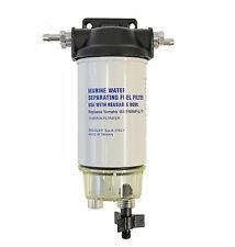 Benzinfilter Wasserabscheider Schauglas für Yamaha 8mm Anschluss Benzin Filter