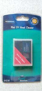 Mini DV Cleaning Cassette Tape Bandridge SV230 For Camcorder Head Cleaning
