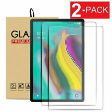 2x Samsung Galaxy Tab S6 10.5'' 2019 T860 T865 Tempered Glass Screen Protector
