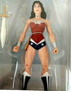 "Wonder Woman 7"" Action Figure - DC Comics Essentials New & Sealed"