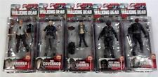 IN STOCK WALKING DEAD SERIES 4 FIGURE SET McFARLANE TOYS CARL ANDREA GOVERNOR