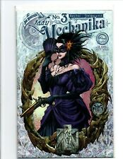 Lady Mechanika #3 A Variant - 1st Print - sexy steampunk girl - Near Mint