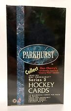 1992 Parkhurst series 2 NHL Hockey Card Box 36 packs Factory Sealed