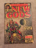 NEW GODS #1 1st ORION Movie Coming Jack Kirby [DC, 1971]