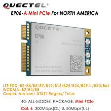 Quectel EP06-A 4G IOT/M2M-Optimized LTE-A Cat 6 Mini PCIe Module for USA Mexico