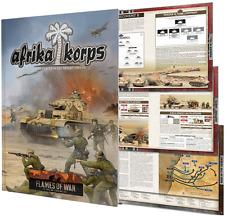 AFRIKA KORPS (FW242) - FLAMES OF WAR 4TH EDITION - BATTLEFRONT - SENT 1ST CLASS