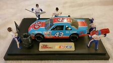 RARE!! 1992 Racing Champions 1:24 NASCAR Richard Petty #43 Pit Stop Show Case