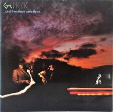 GENESIS~AND THEN THERE WERE THREE PRESS~CANADIAN 1st PRESS~KDS 1973~VINYL LP~EX