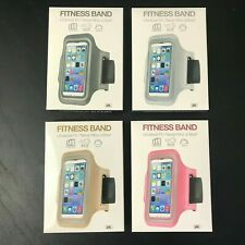 Universal Fit Fitness Arm Band | IPhone 4/4S/5/5C/5S & All IPod's w/ Key Holder
