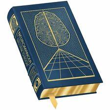 Signed by William Gibson Easton Press Leather Neuromancer Hugo Nebula Sealed New