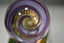 "Geoffrey Beetem Ribbon Lutz marbles 1 5/8"""