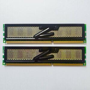 OCZ OBSIDIAN 4GB (2x2GB MATCHED PAIR, PC3-12800C9 (DDR3-1600)), DDR3 SDRAM