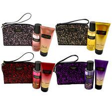 Victoria's Secret Fantasies Gift Set Fragrance Mist Lotion Bag Spray Body Splash