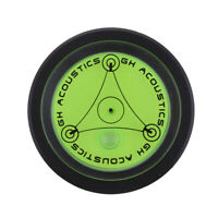 High Precision Spirit Bubble Level for Tripod,Phonograph Etc Black