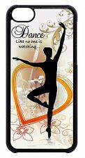New Dance Quote Ballet Design Pattern Hard Back Case Cover For Apple iPod 4 5 6