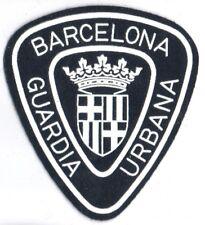 ecusson ESPAGNE BARCELONA POLICE  police patch
