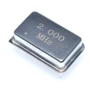 Active Crystal Oscillator DIP-4P 1M 2M 3M 4M 5M 6M 8M 10MHZ