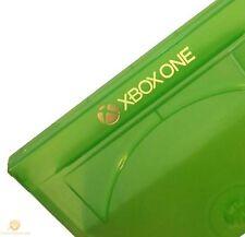 15 x Ufficiale Microsoft Xbox One Videogioco Nuovo caso di ricambio vuota con logo