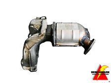 Exhaust Manifold with Integrated Catalytic Converter Front Benchmark BEN91682